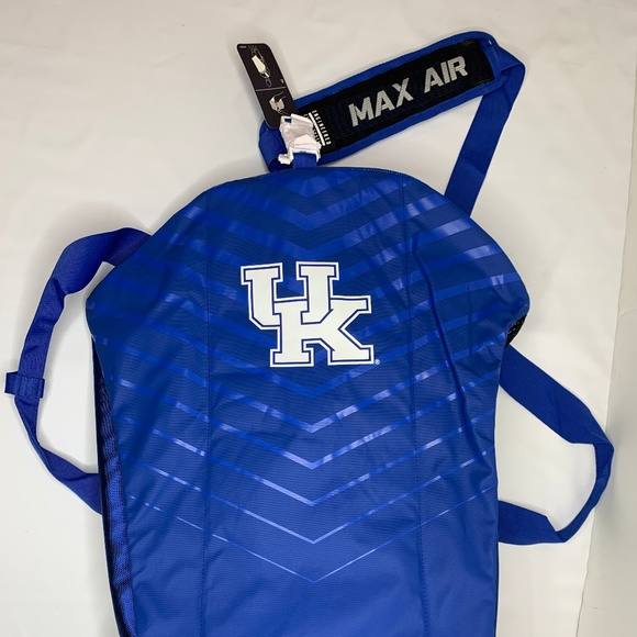 9a3633af25b578 Nike Max Air Kentucky Wildcats Duffle Bag Backpack